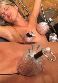 Intense Torture For A Young Beauty