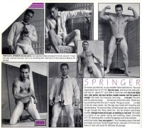 Springer (1991) – Young, Hunky And Ballsy
