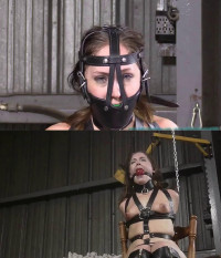 Super Bondage, Domination And Strappado For Young Naked Bitch