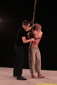 Punishment Of The Rude Slave. Final