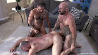 Loaded Fuck With Coarse & Rugged Fellows