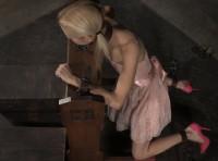 Tiny Blonde Odette Delacroix