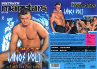 Private Manstars Vol5 Janos Volt – He's Electrifying