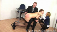 Magic Gold Excellent Perfect Collection Of Spanking Them. Part 2.