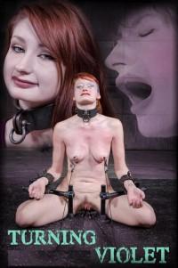 Violet Monroe, Freya French-Turning Violet Part 1 , HD 720p