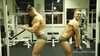 Fitcasting Competition Lukas Vs. Lukas – Full Movie – HD 720p