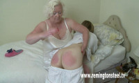 English-spankers – (spr-837) – Honey Is A Real Naughty Teenager