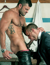 Rufdup'n'wet Rogan Richards, Scott Hunter