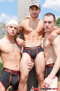 Broke Straight Boys – Vadim, David, And Zeno