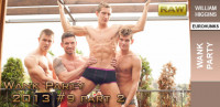 WHiggins – Wank Party 2013 09, Part 2 Raw – Wank Party – 06-11-2013