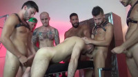 Rough Gangbang With Sexy Cum Sluts
