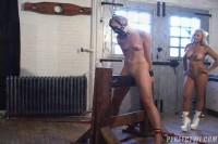 Maxine X – Nasty Nurse In Bondage