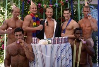 Sharpshooter Studios – Buff Bachelor Party Weekend