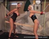 CHB – Dec 14, 2008 – Lucy Zara & Frankie Babe