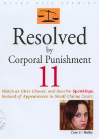 Resolved By Corporal Punishment 11 DVD