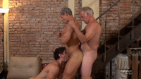O4M – Tied Dad Sex – Gerardo Mass, Hassan & Victorino