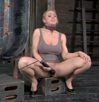 RTB – Naughty Darling Blindfolded, Caged And Tagteamed By Dick – Apr 1, 2014 – HD