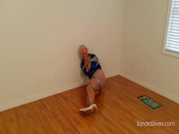 Real Estate Agents Get Duct Tape Bound, Gagged And Exposed By Angry Client