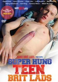 Hard Brit Lads – Super Hung Teen Brit Lads