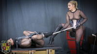 House Of Gord – Gord's Bizarre Chair Gets Nasty Cuffs