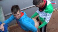 Ronan Receives A Stretching – Jafar And Ronan Ks