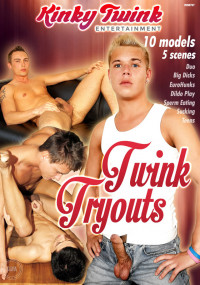 Kinky Twink Entertainment – Twink Tryouts (2014)