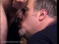 Sucking Kinky Straight Boy Seth