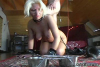 Painvixens – 17 Oct 2008 – Strapped Fetish Blonde