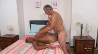Older4Me Straight Daddy Takes A Big Dick – Chaco & Paulino