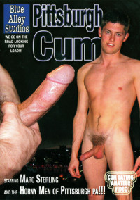 Pittsburgh Cum (Cum Eating Amateur Video) – Marc Sterling