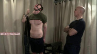 Mark – Tied, Gagged, Groped, Verbal Humiliation