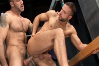 Hardcore Anal With Hot Bodybuilders