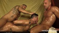 The Massage – Antonio Aguilera, Antonio Miracle And Mario Domenech