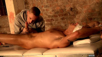 Handsome New Arrival Drained Of Cum (Ashton Bradley, Dan Broughton) 1080p
