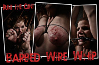 BM Runt – Barbed Wire Whip