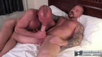 Bareback Mature Hole WIth Huge Cock