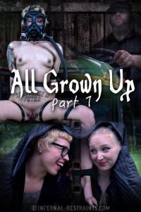InfernalRestraints  Elizabeth Thorn, Delirious Hunter All Grown Up Part 1