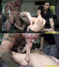 Family Dick – My Troubled Teen Ch 4 – Respecting The Family Patriarch (1080p)