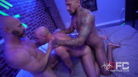 Raw Fuck Club – Owen Hawk & Boomer Banks Tag Jaxson Pomme's Ass
