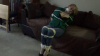 Izzy Tied Gagged Wrong Address Final Part