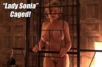 Lady Sonia Caged