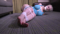Nadia White-Blond Babysitter-Dumb Enough To Let Them Tie Her Up