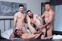 JJ Knight, Ken Summers And Lukas Daken – Motel Slutsville Part 3