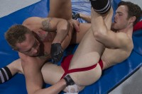 Club Inferno – O.F.D. Obsessive Fisting Disorder 2, Scene 6 – Preston Johnson & Brandon Moore