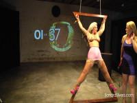 1st Of The Uncut Extreme Lesbian Bondage Orgasm Endurance Challenge Series