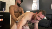 Mike Gaite 3some With Seth And Elio Knight