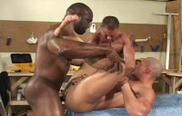 Hardcore Anal For Wood Workers