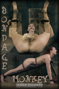 Bondage Monkey Part 3 – Endza Adair
