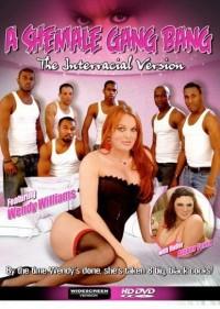 A Shemale Gang Bang – The Interracial Version
