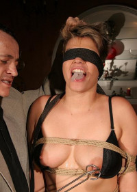 Catwoman Gets Punished-Catwoman Has Been A Naughty Girl
